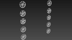 Skoda Octavia RS Wheels
