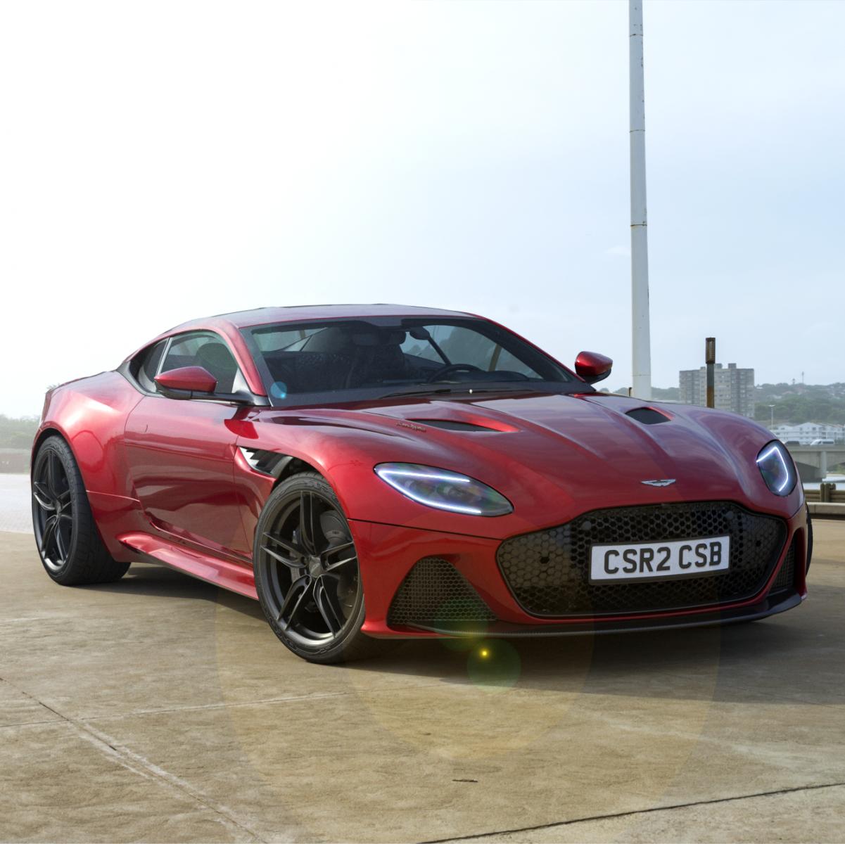 Aston Martin DBS Superleggera 2019 from CSR2