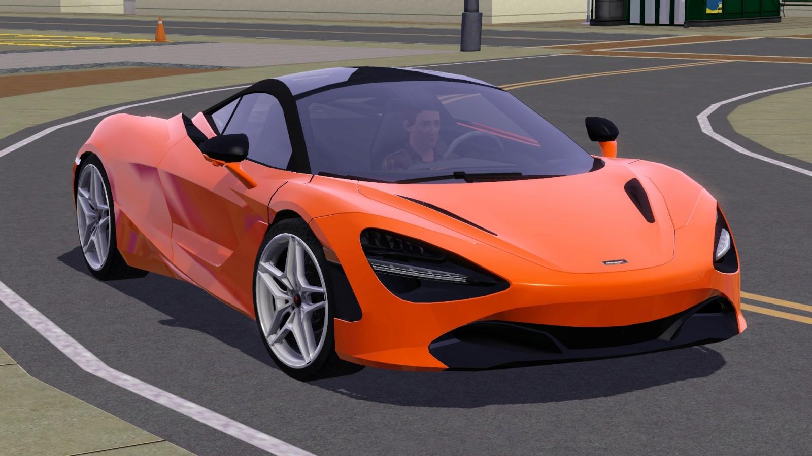 Mclaren 720s from Forza Motorsport 7