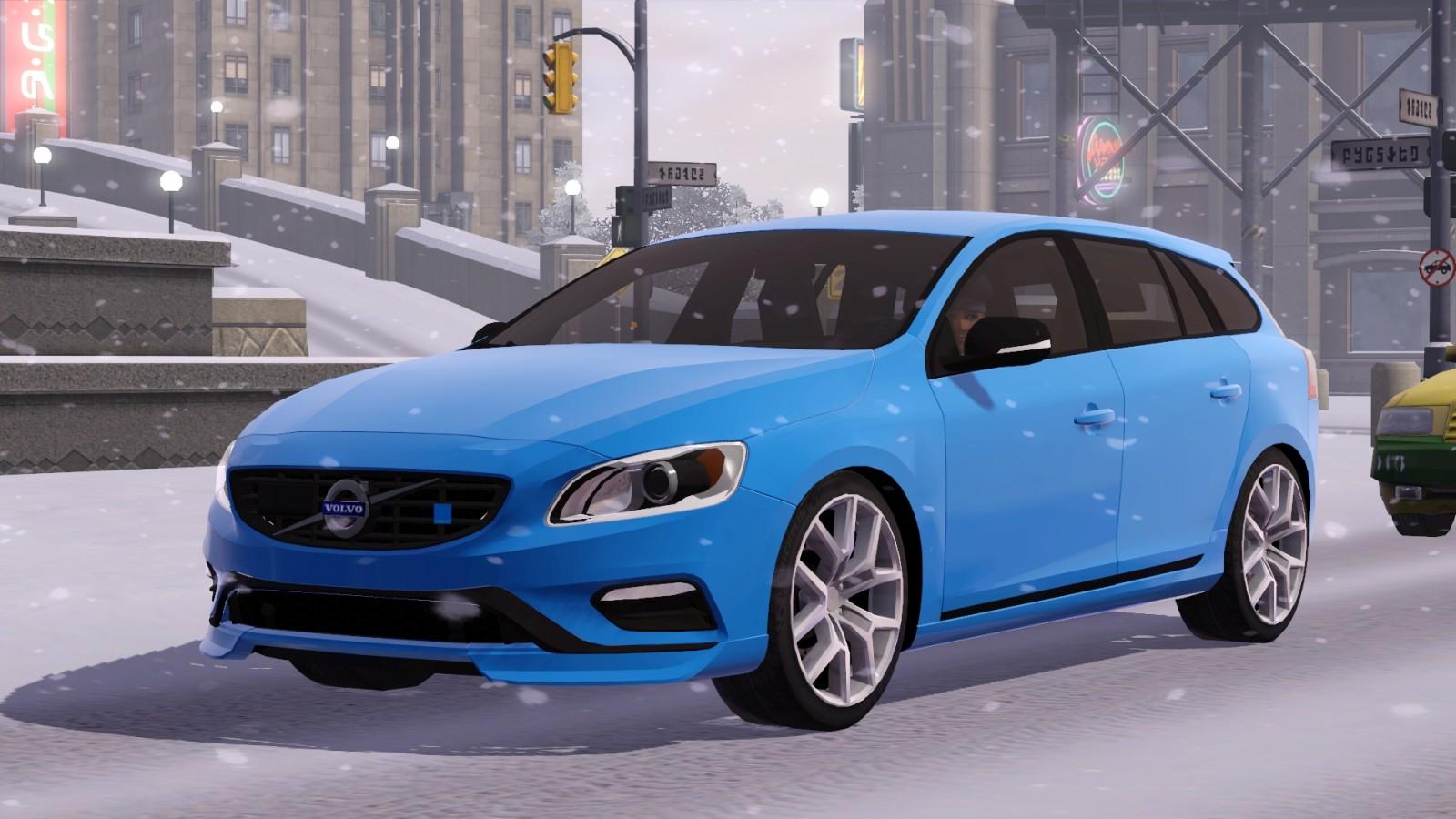 Volvo V60 Polestar from Forza Horizon 3