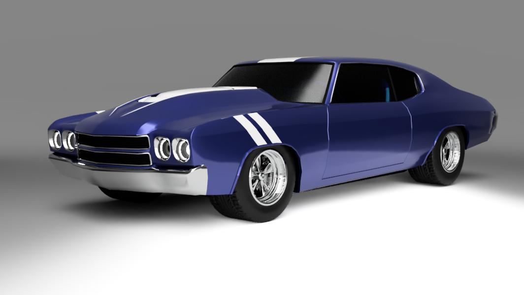 1970 Chevelle SS Custom